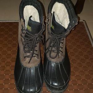 Woodstock winter boots